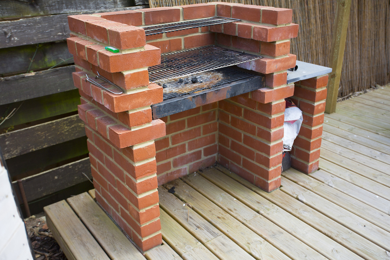 Comment construire son barbecue soi m me for Construire un barbecue en pierre refractaire