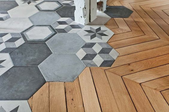 Peut on poser du carrelage sur du parquet for Pose de carreaux de ciment