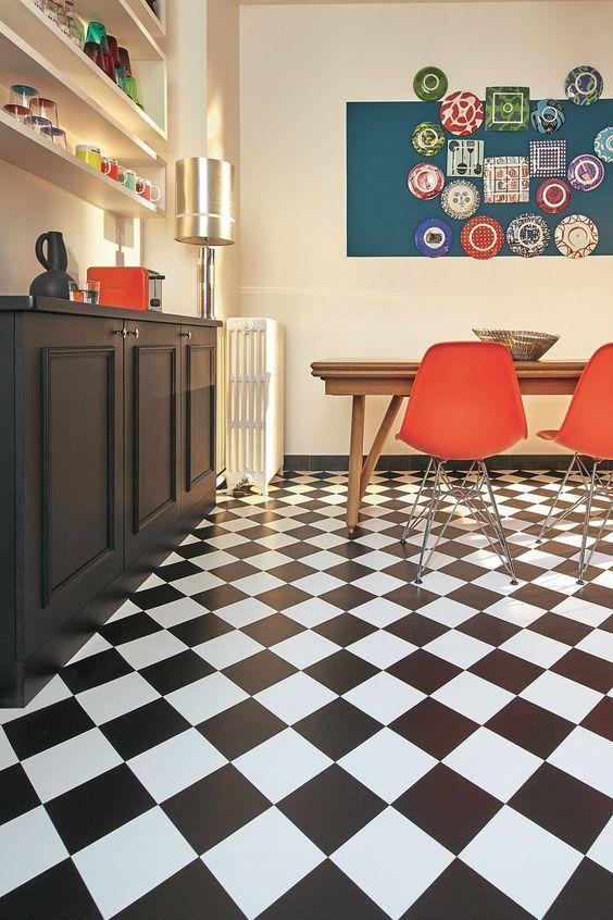 quelles sont les tendances du sol pvc. Black Bedroom Furniture Sets. Home Design Ideas