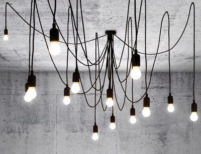 ampoule LED suspension
