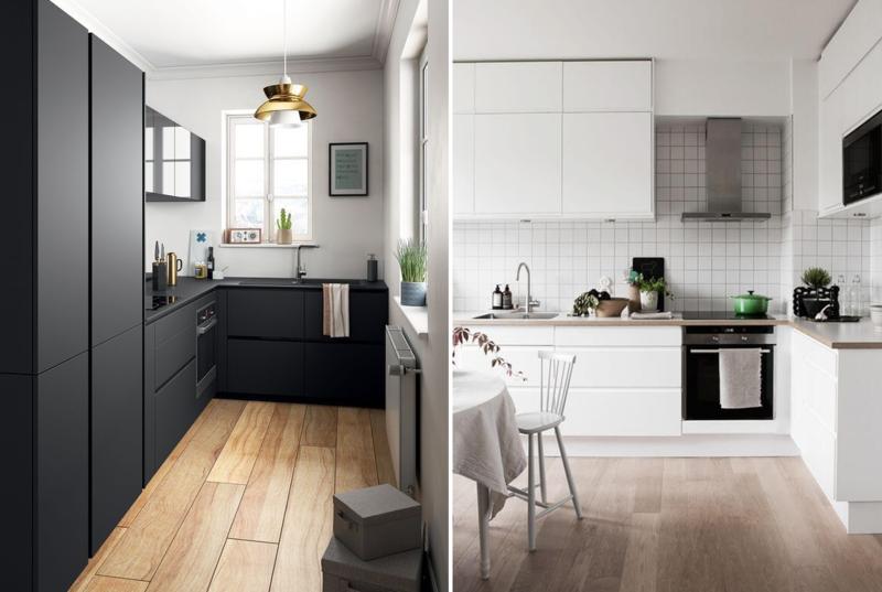 quel type de cuisine choisir. Black Bedroom Furniture Sets. Home Design Ideas