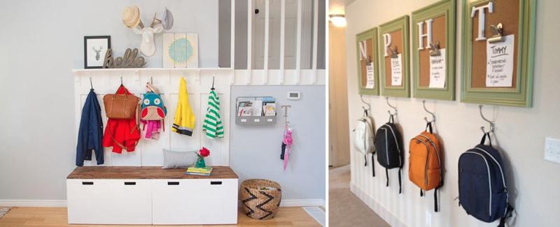 chambre d enfant am nagez des rangements astucieux pour. Black Bedroom Furniture Sets. Home Design Ideas
