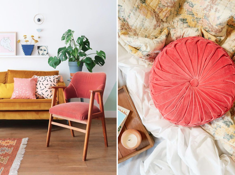 living coral couleur 2019 pantone