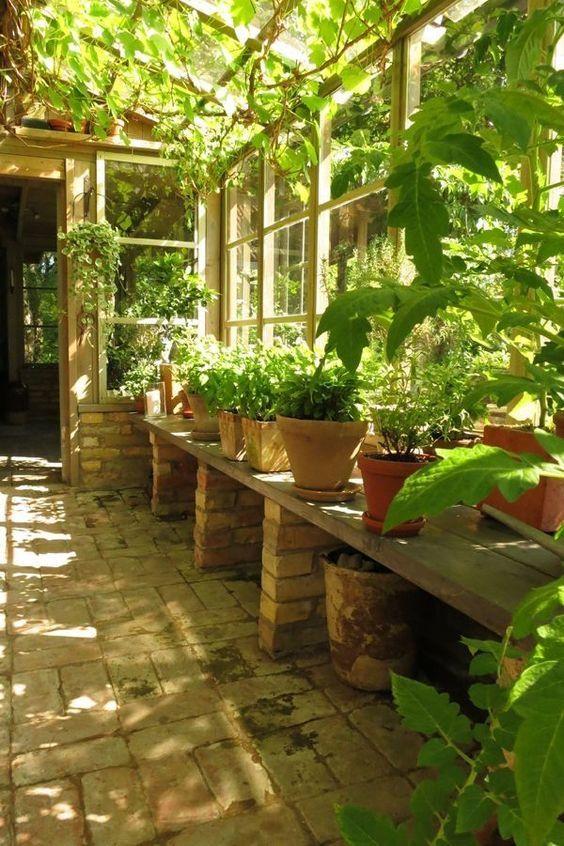 Tout savoir sur l\'aménagement d\'une serre au jardin