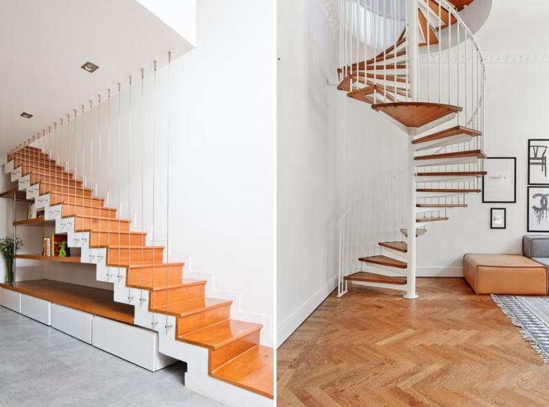 5 Idees Pour Optimiser L Espace Sous Un Escalier