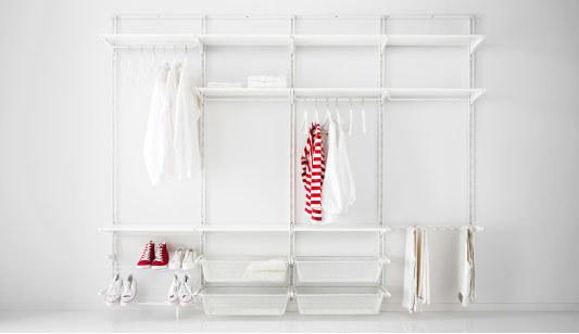 Montage dressing algot ikea paris 11e montage de meuble proposez vos services - Montage de meuble paris ...