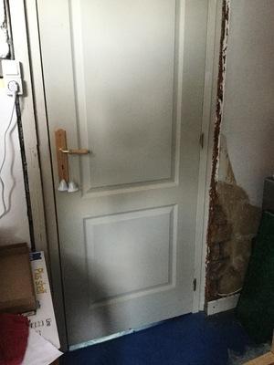 Habillage Porte Intérieur Entre Mur Et Porte Wasquehal Rénovation - Renovation porte interieur habillage