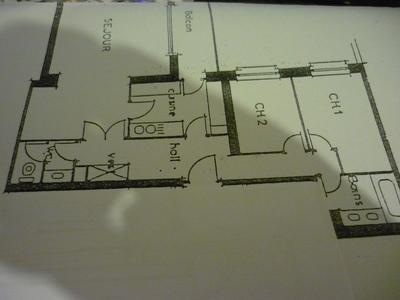 refaire le sol de la cuisine le couloir et la salle de bain enlever le rev tement existant. Black Bedroom Furniture Sets. Home Design Ideas