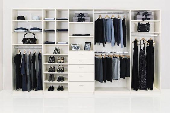 Combien coûte l'installation d'un dressing ?