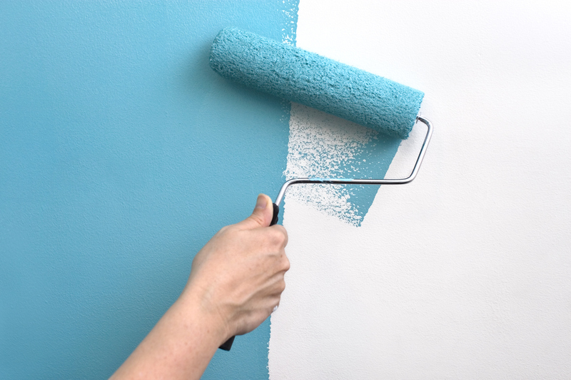 Combien coûte la pose de peinture au m² ?