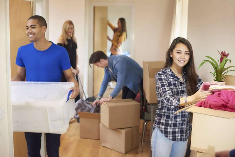 Le déménagement au niveau administratif - Frizbiz site de jobbing