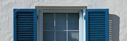 L'été, rafraîchissez vos portes et fenêtres