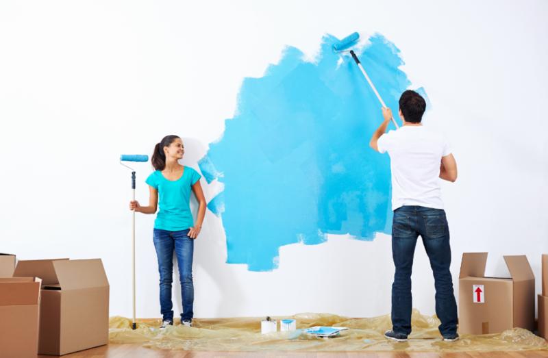 Quels sont les conseils pour bien peindre en intérieur ?
