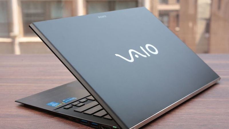 Sony Vaio Windows 10 Probleme