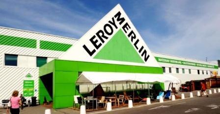 Frizbiz dans les 136 magasins Leroy Merlin
