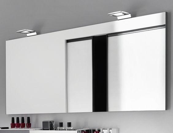 Quels types de fixations existe-t-il pour accrocher un miroir ?