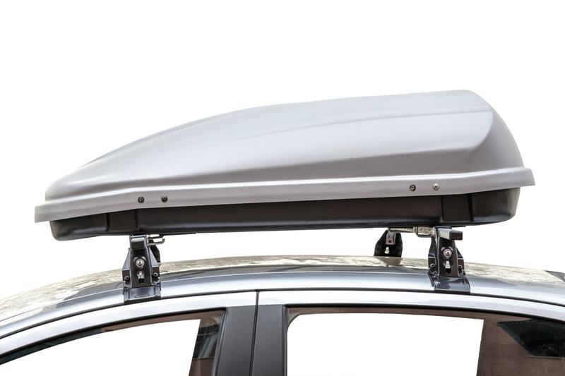 Quelles sont les pièces réparables sur un coffre de toit ?