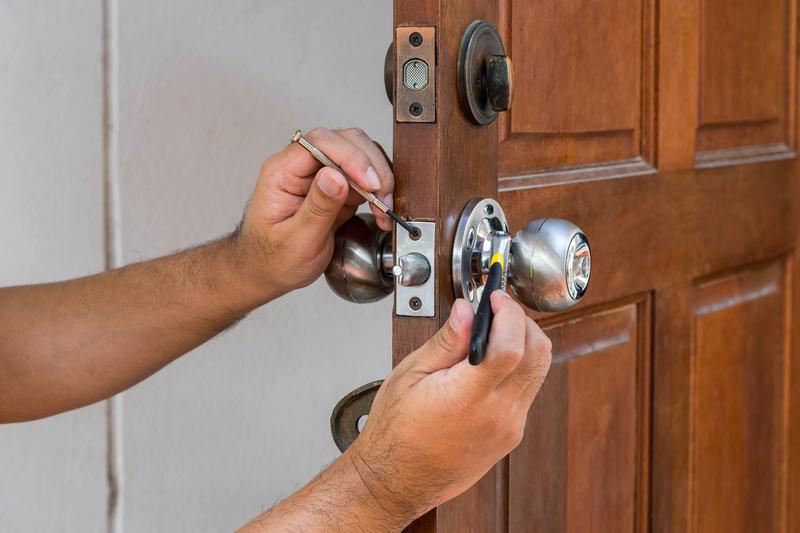 Comment installer un verrou de sûreté ?