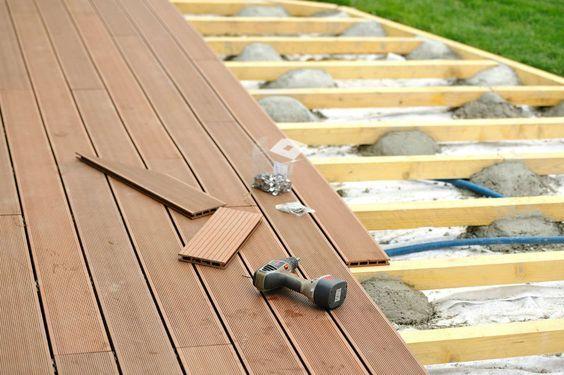 Comment poser une terrasse en bois ?