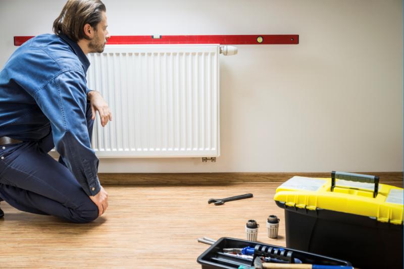 Combien coûte l'installation d'un radiateur électrique ?