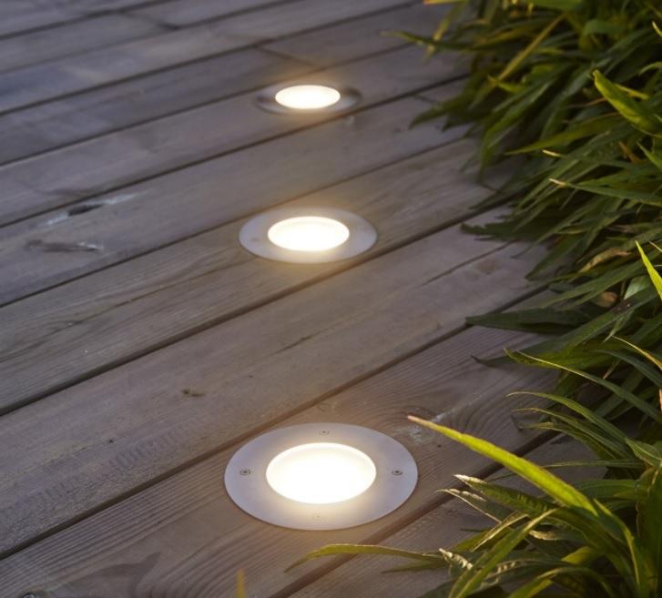 Combien coûte une installation de luminaires extérieurs ?