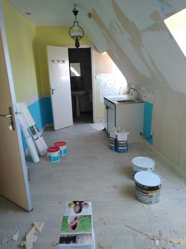 Peinture Mur Et/ou Plafond (surface à Peindre : 60.4m²) à