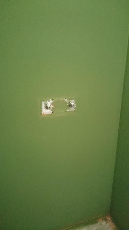 Faience / mosaique / listel douche 9 m2 (pose uniquement), Balan, Pose et retrait de carrelage ...
