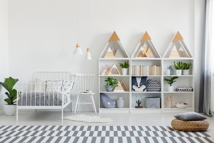 Chambre d\'enfant : aménagez des rangements astucieux pour la ...