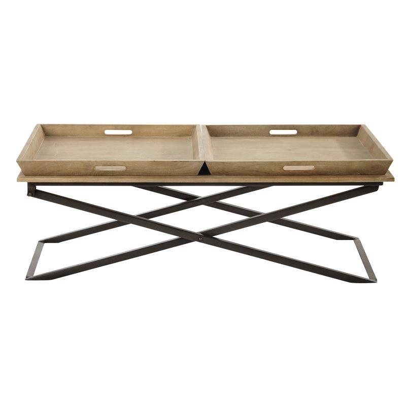 Renovations de table basse en bois de manguier villeneuve Vernir table bois